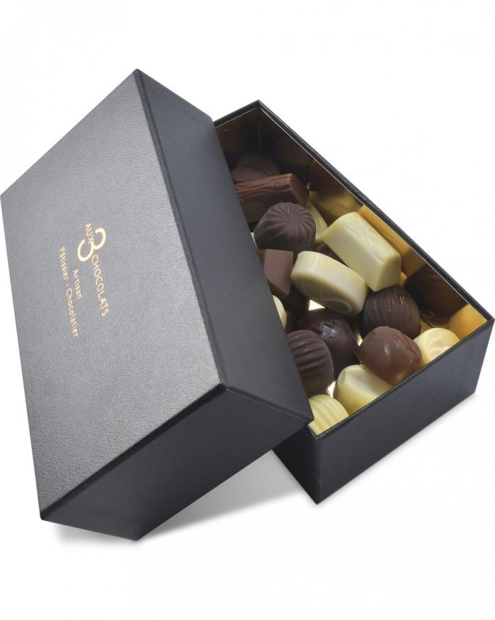 Boîte de 40 chocolats